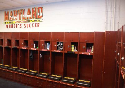 University of Maryland Women's Soccer